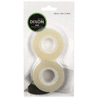 DIXON TAPE GENERAL PURPOSE 18MMX33M 2 PACK