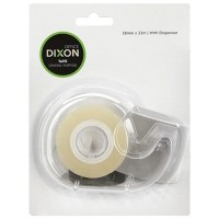 DIXON TAPE GENERAL PURPOSE 18MMX33M + DISPENSER