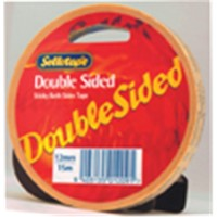 SELLOTAPE DOUBLE SIDED 12MM X15M